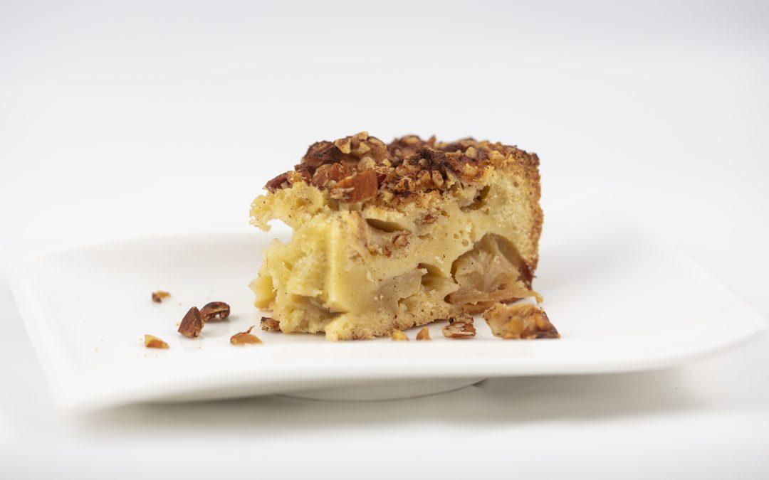 Karens æblekage