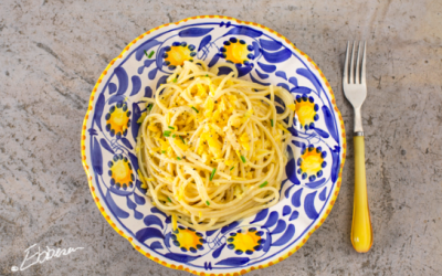 Pasta med Citron