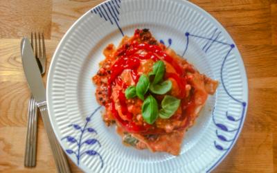 Mandags-lasagne