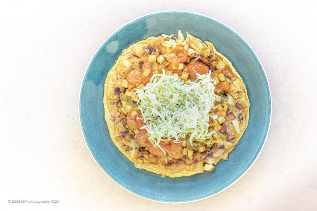 Spansk kartoffel tortilla med squash | Have Til Bord-8291